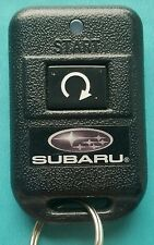 TESTED SUBARU REMOTE START FOB GOH-PCMINI-4Q CODE ALARM Strong Signal Fob