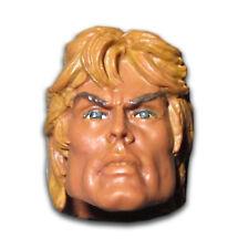 PRE-ORDER MOTU Classics Custom LASER POWER DOLPH HE-MAN PAINTED HEAD Masters