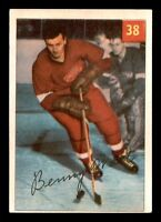BENNY WOIT 54-55 PARKHURST 1954-55 NO 38 EX  15220