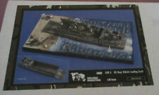 VERLINDEN 1869 LCM 3 US NAVY VEHICLE LANDING CRAFT 1:35