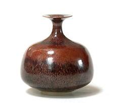 Studio Keramik Vase, Irene Tschechne, art pottery vase, Germany