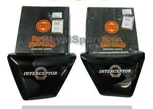 Royal Enfield Left & Right Side Panel Set ECs For Interceptor 650 cc