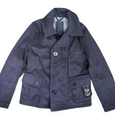 NEW G STAR RAW Essentials MENS RE CROPPED PEACOAT INDIKA DENIM Jacket Size L