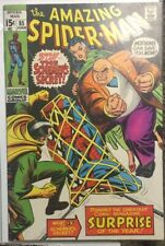 The Amazing Spider-Man #85 (Jun 1970, Marvel)