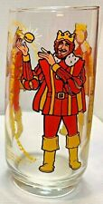 "Vintage 1979 Burger King ""Burger King"" Promotional Collectors Glass"