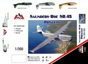 AMG 350302 Saunders-Roe SR.45 Princess 1/350
