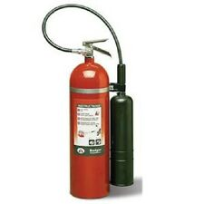Badger Extra 15 lb CO2 10B:C Fire Extinguisher w/ Wall Hook - 21103B