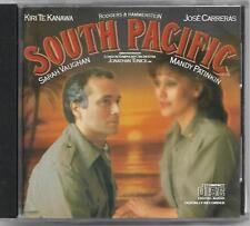South Pacific CD Kiri Te Kanawa Jose Carreras early press