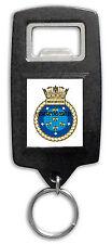 HMS MANCHESTER BOTTLE OPENER KEY RING