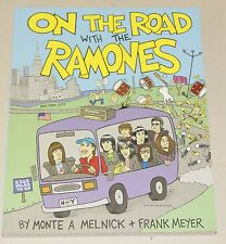 On The Road With The Ramones Story Biographie Taschenbuch Softcover NEU