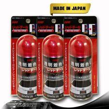 3X VANS Tail Light Red Tint Lens Taillight Tinting Painter Paint Spray Universal