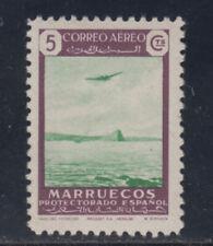 Sellos de España correo aéreo nuevo con charnela