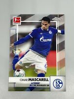 Match Attax Champions League 2018/19 - Omar Mascarell FC Schalke ...
