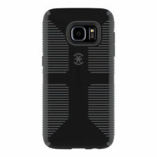 Speck Candyshell Grip Case for Samsung Galaxy S7 - Black/Slate Grey