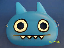 Uglydoll Ugly Dolls Cartoon Kids Birthday Party Supplies Favor Icebat Blue Mask