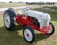 Ford Tractors 9N, 2N, 8N Shop Service Repair Manual CD 9 N, 2 N, 8 N FASTONTIME