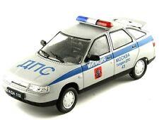 LADA VAZ 110 BA3 2112 ANC RUSSIAN DIECAST POLICE CAR NEW 1/43 MINT LADA 112