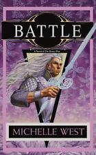 BATTLE (9780756408510) - MICHELLE WEST (PAPERBACK) NEW
