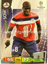 Adrenalyn XL Champions League 11/12 - Moussa Sow