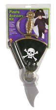 Pirate Accessory Kit Toy Weapon Child Costume Set
