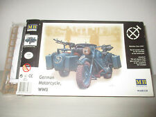 GERMAN MOTORCYCLE WWII KIT MONTAGGIO NO.3528 MB SCALA1:35