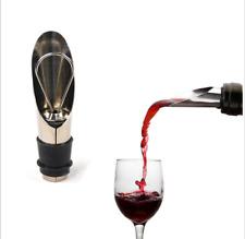 Reusable Stainless Steel Wine Pourer Bottle Stopper Plug Sealing Cap Bar Tools