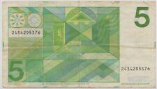 Mazuma *F853 Netherlands 1973 5 Gulden 2434295376  AVF