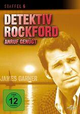 The Rockford Files - season 6 final sixth- James Garner TV series Region 2 DVD