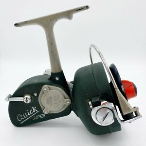 D.A.M Super Two-Speed Spinning Fishing Reel Rare
