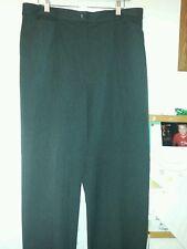 TALBOTS Gray Dress Pants Size 16  EUC!