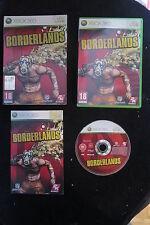 XBOX 360 : BORDERLANDS - Completo, ITA ! Prima Stampa cartonata ! Comp XBOX ONE