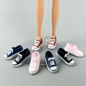 """Shoes Sneakers For 11.5"""" Dolls Accessories For Blythe Licca Momoko 1/6 BJD Toys"""