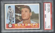 1960 Topps #79 Walt Dropo (Orioles)  PSA 7  (Flat Rate Ship)