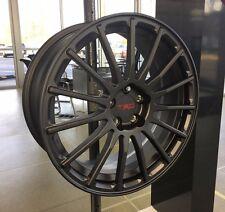 "Toyota 86 FR-S TRD 17"" Forged Aluminum Gunmetal Wheel Set (4) Genuine OEM OE"
