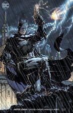Justice League #1 DC Universe 2018 NM Jim Lee Variant Cover