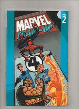 Ultimate Marvel Team-Up Vol 2 - Spider-Man Fantastic Four TPB - (Grade 9.2) 2001