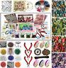Adults Jewellery Making Beads Mix Pliers Findings Starter Kit Gift Set