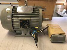 Sterling Electric Motor JU0024FFA HP2 RPM 1730 V 208-230/460 Frame 184