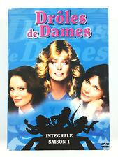 Drôles de dames Saison 1 Coffret DVD