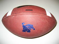 Memphis Tigers GAME USED Nike 3005 Football - UNIVERSITY