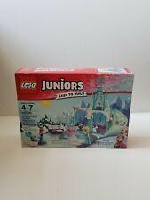 LEGO 10736 Juniors Disney Princess Anna & Elsa's Frozen Playground Sealed NEW