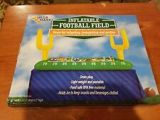 Inflatable Football Field Cooler - Tray - Buffet Tailgating Party Mega Maxx NEW!