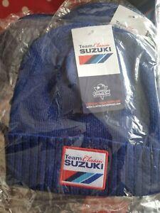 New Classic Suzuki Beanie Hat - bnwt
