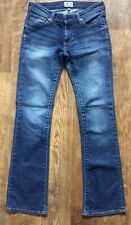 Fossil Blue Jeans Pants Womens Sz 28 Bootcut
