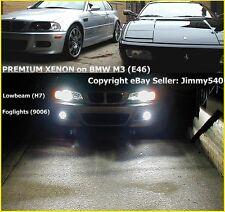 PREMIUM XENON for BMW  323Ci, 325Ci,328Ci, 330Ci (E46) - - - -  by Jimmy540i.com