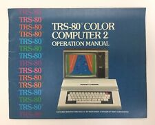 1983 TRS-80 COLOR COMPUTER 2 OPERATION MANUAL