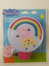 NEW PEPPA PIG LED NIGHT LIGHT