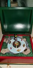 "MR CHRISTMAS POP UP ""MUSIC"" BOX CAPE HATTERAS LIGHT HOUSE NAUTICAL SOUNDS"
