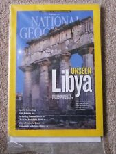 National Geographic Magazine Feb 2013 - Libya/Otters/Soccer/Venom/Archaeology