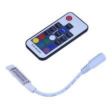 Controlador Regulador Mini Mando a Distancia para Luz Tira de LED RGB B5V1